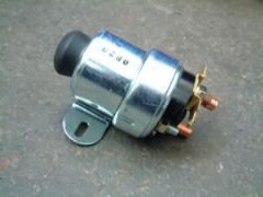 New Push Button Starter Solenoid Mk1 Cortina/Consul/Zephyr/Zodiac Free Uk Delivery